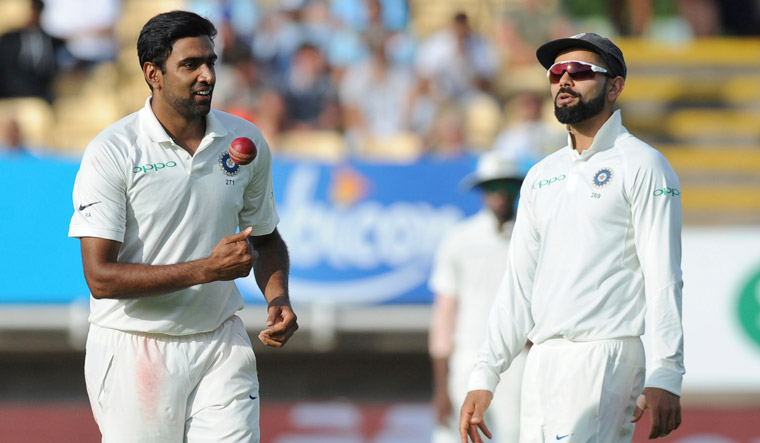 It's about what you can do for the team: Ashwin - The Week