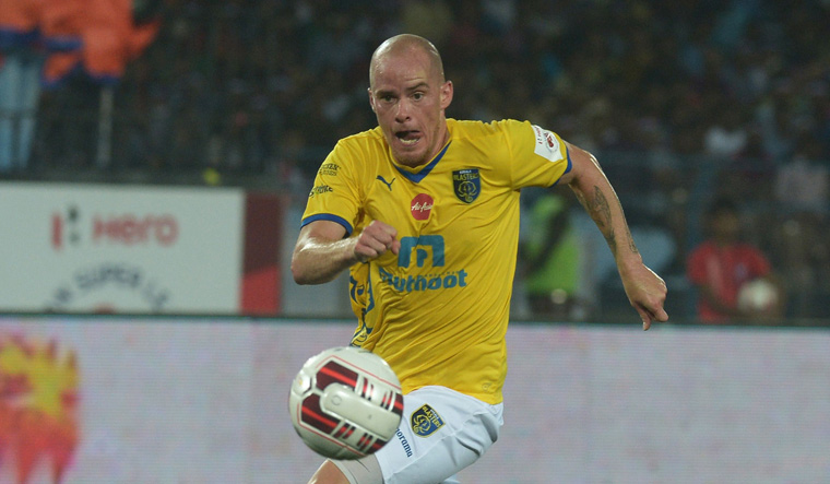 FC Pune City sign Kerala Blasters' Iain Hume