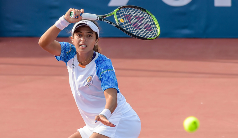 Asian Games: Ankita Raina settles for bronze in tennis