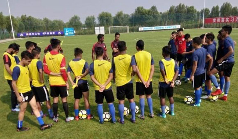 India U-16 football team dedicates win over Cameroon to Kerala flood victims