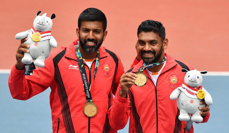 Asian Games: Bopanna-Sharan pair lands men's doubles gold