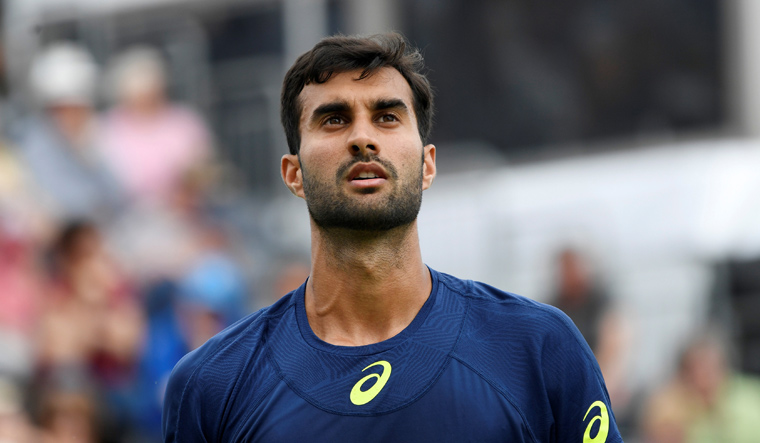 Yuki Bhambri bows out in first round of US Open