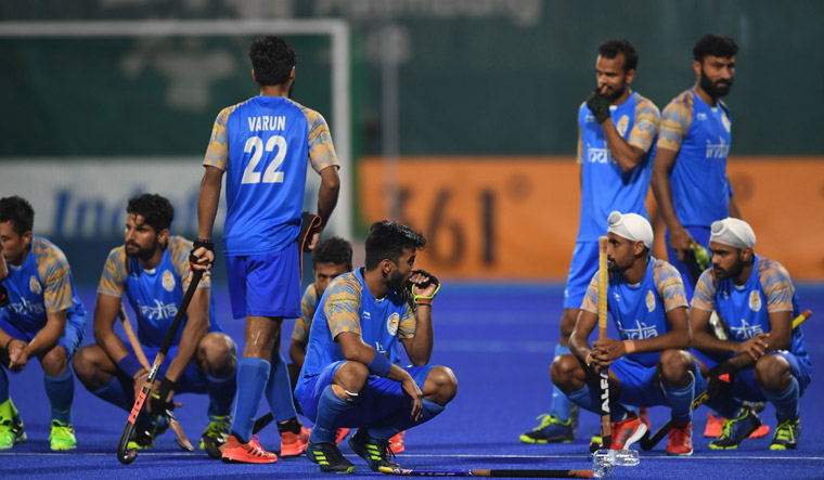 Malaysia beat India in Asian Games men's hockey semifinal
