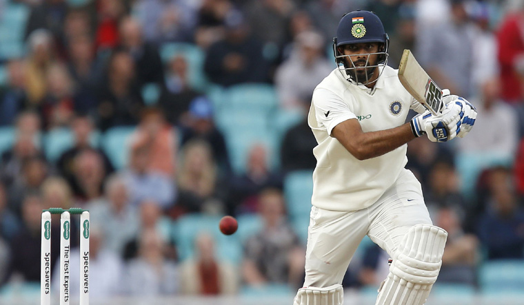 Speaking to Dravid eased my nerves, says Hanuma Vihari