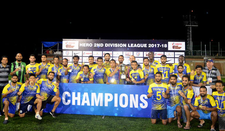 Real Kashmir hope to continue I-League fairy-tale with new foreign signings