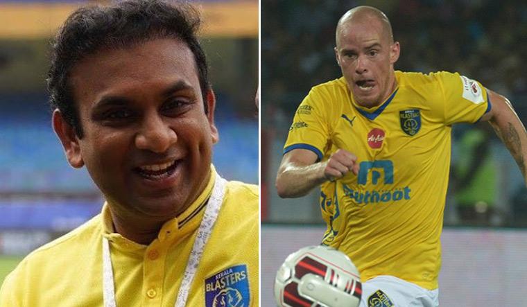 Kerala Blasters CEO refutes Iain Hume's allegations