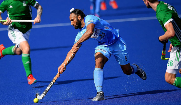 Hockey India congratulates former captain Sardar Singh on retirement