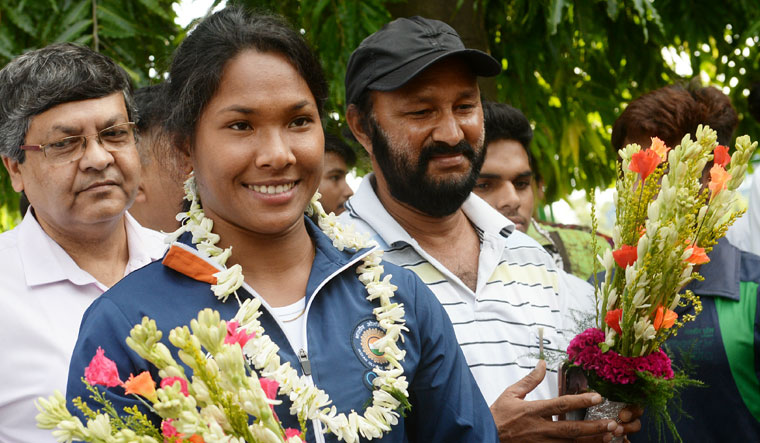 Asian Games gold-medallist Swapna Barman to get customised Adidas shoes