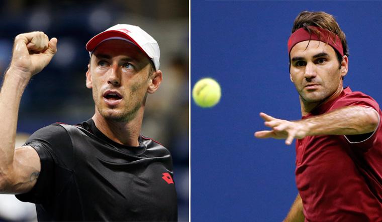 US Open: Millman stuns Federer in fourth round