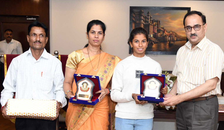 At home, my bronze would have been a gold, says sailing star Harshita Tomar