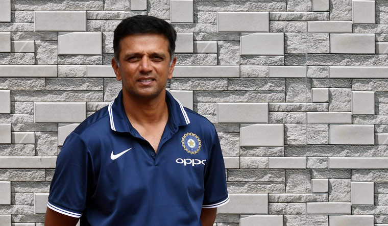 Happy birthday, Rahul Dravid! Wishes pour in for 'The Wall'