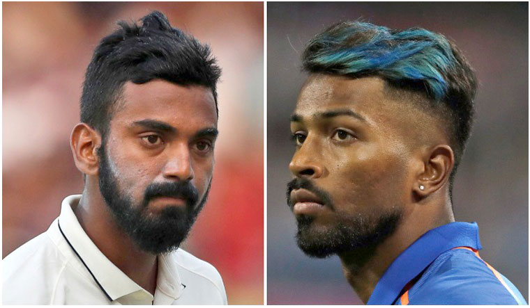 BCCI fines Pandya, Rahul Rs 20 lakh each for sexist comments