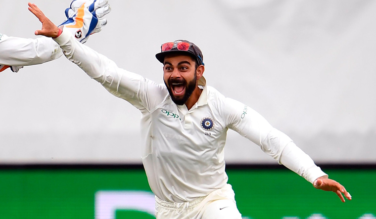 Kohli sweeps ICC awards, wins second consecutive ICC Cricketer of the Year