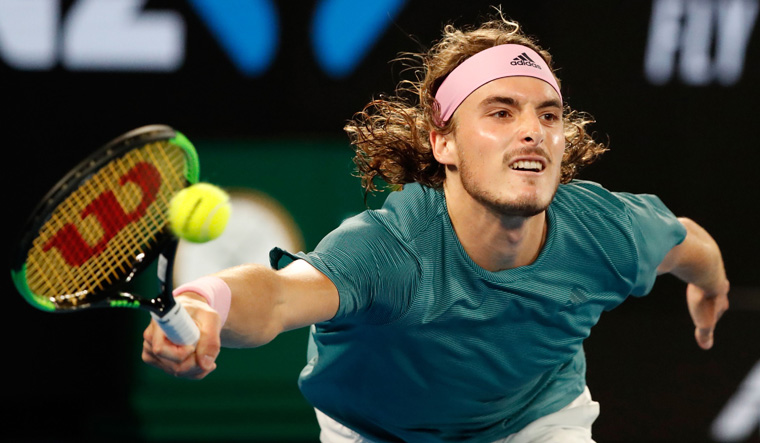 Stefanos Tsitsipas, a Greek tennis god in the making - The Week
