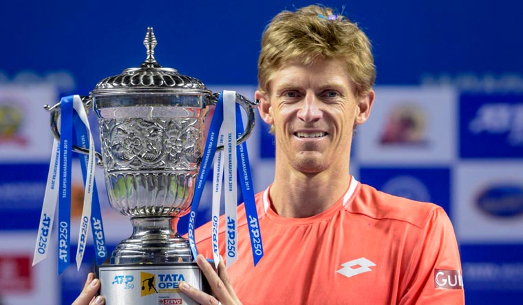 Anderson Topples Karlovic For Pune Title In Tallest ATP Final