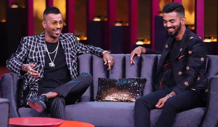 Pandya, Rahul receive show cause notices from BCCI for sexist remarks