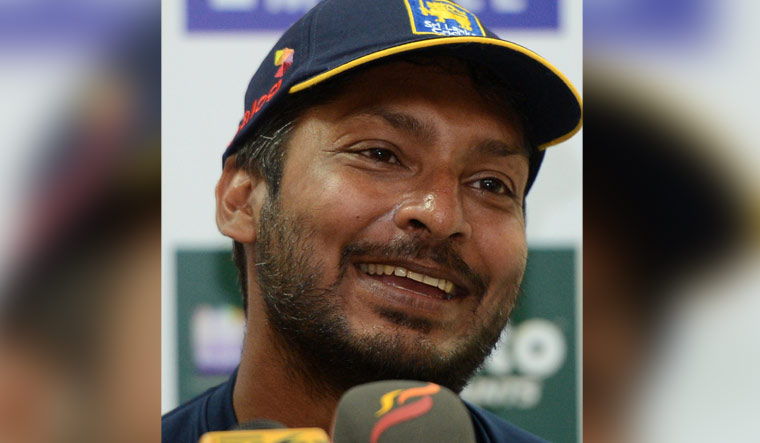 Kumar Sangakkara takes charge as MCC President