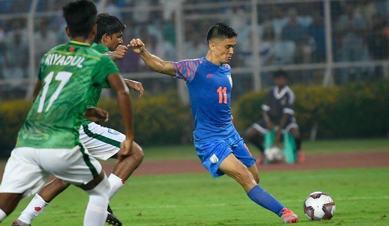India's performance no match to electrifying atmosphere at Salt Lake: Chhetri
