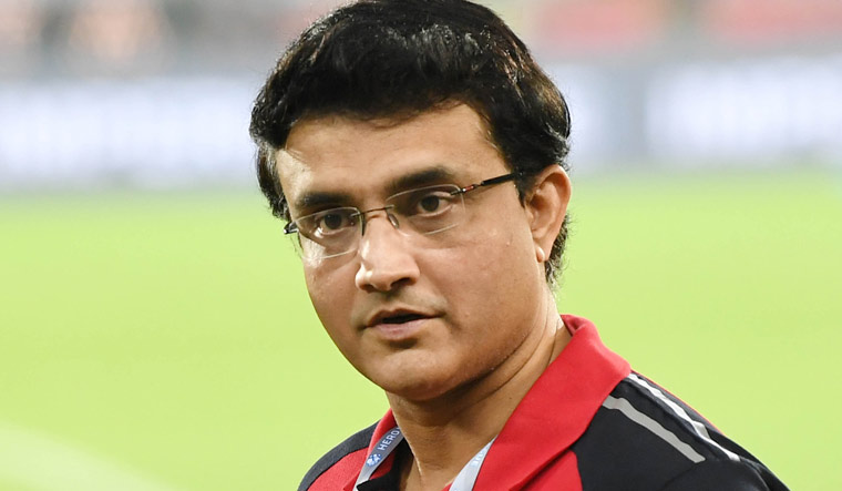 Sourav Ganguly admitted to Kolkata hospital after complaining of chest pain