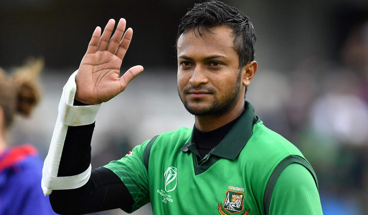 Shakib quits MCC world cricket committee following anti-corruption ban
