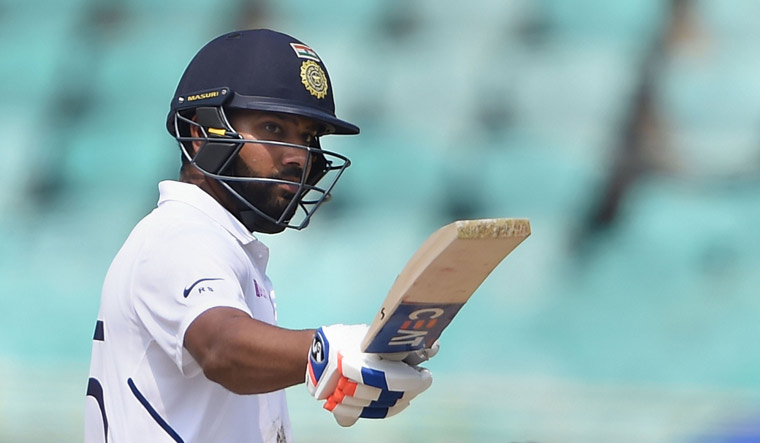 Rohit reaches career-best 17th in ICC Test Player rankings after Vizag heroics