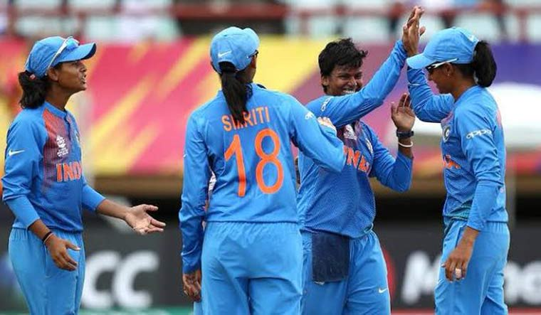 India Women claim 5-0 T20 series sweep over West Indies