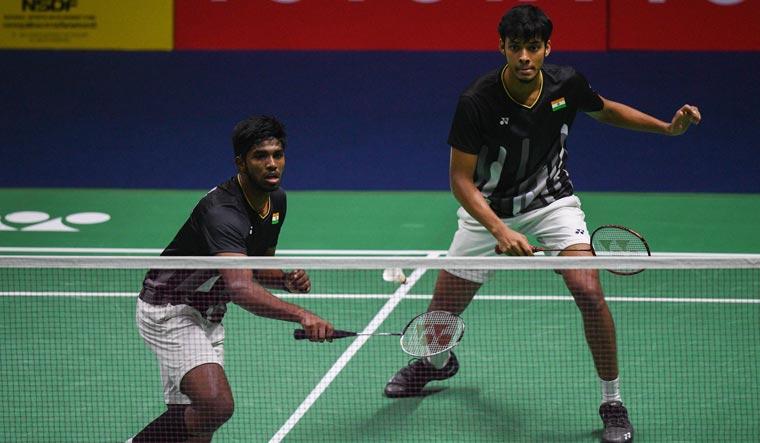 Badminton: Satwik-Chirag enter semifinals of China Open