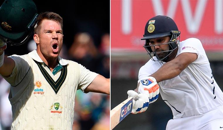 David Warner picks Rohit Sharma to break Lara's 400 not out Test record