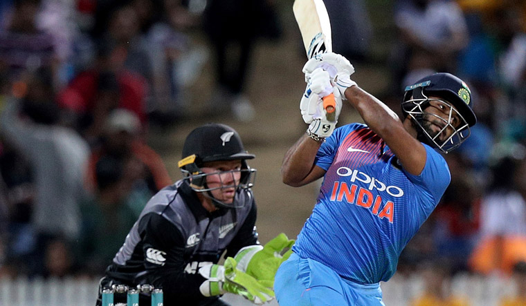 India go down in third T20, lose series 1-2