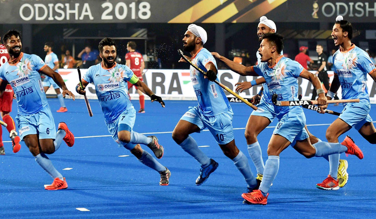 India bids to host next hockey World Cup