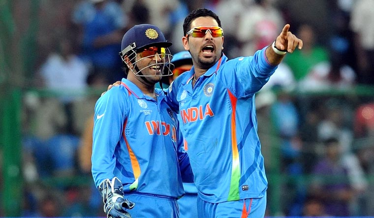 Did Dhoni, Kohli backstab Yuvraj? Here's what Yograj Singh said - The Week