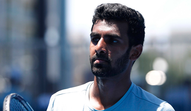 Prajnesh Gunneswaran stuns Basilashvili at Indian Wells