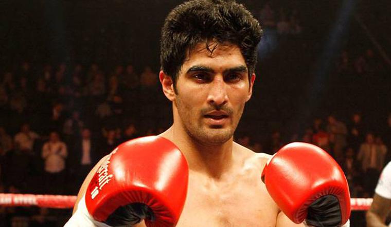 Boxing: Vijender Singh to make US debut on April 12