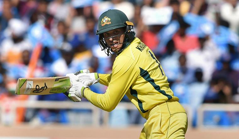 Ranchi ODI: Khawaja scores 104 as Australia post 313/5 - The