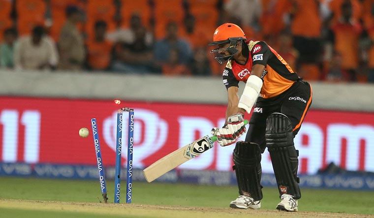 Rabada Khalil wicket AP