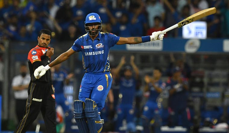 Hardik Pandya stars with late cameo in MI's 5-wicket win over RCB - The Week