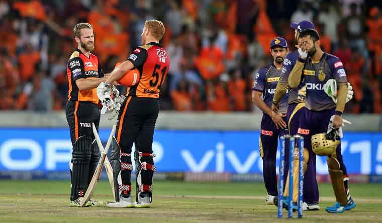 IPL 2019: Bairstow and Warner lead Sunrisers to 9-wicket victory