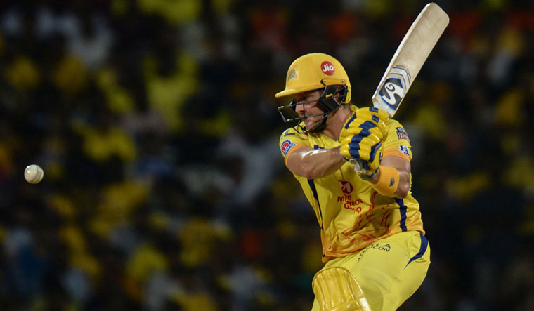 SRH vs CSK: Watson's 96 gets Chennai Super Kings back on winning track