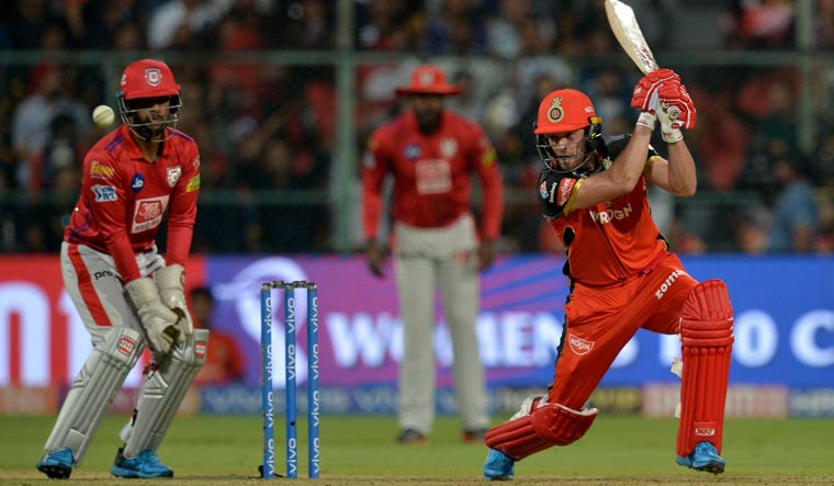 RCB vs KXIP: Saini, ABD star in Royal Challengers Bangalore's victory
