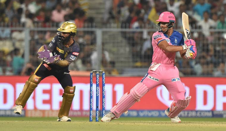 Rajasthan Royals beat KKR by 3 wickets, keep play-off hopes alive