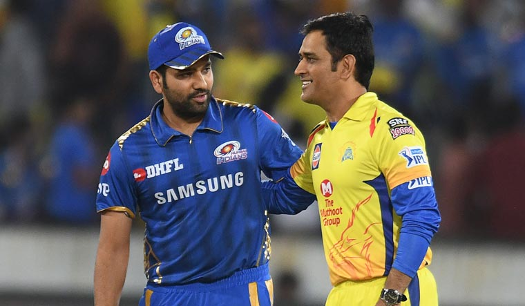 IPL 2019 final: We were passing trophy to each other, says CSK's Dhoni