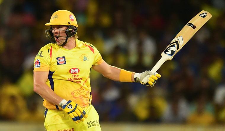 Watson batted with bleeding knee in IPL final, reveals Harbhajan