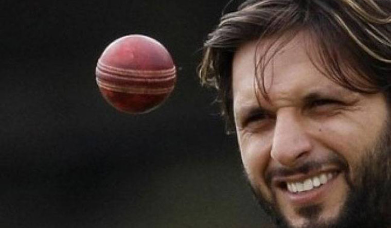 [File] Former Pakistan captain Shahid Afridi | Reuters