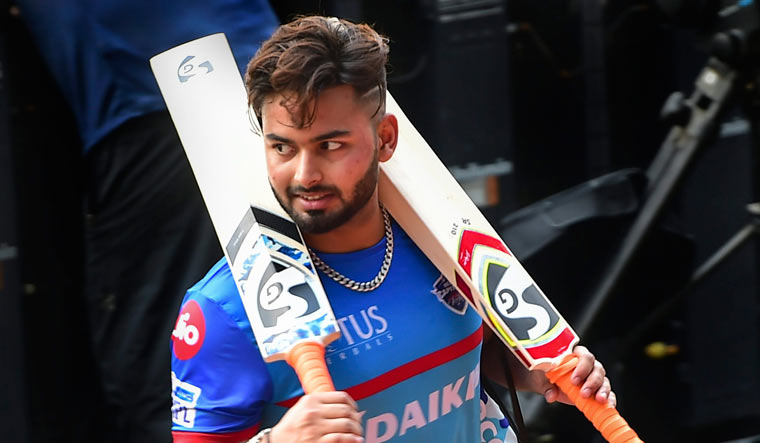 Rishabh Pant to be brought in for injured Shikhar Dhawan