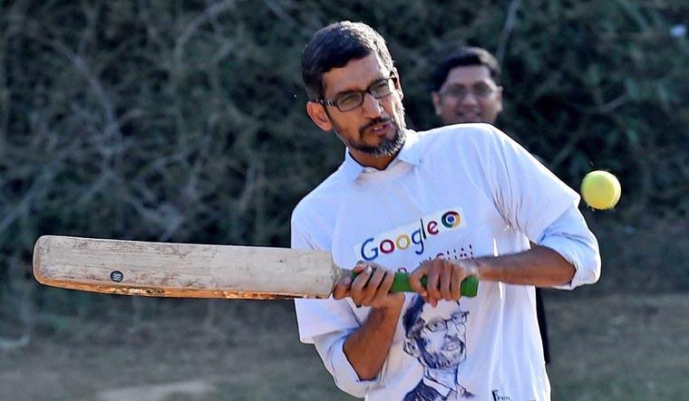 Google's Sundar Pichai predicts India vs England World Cup final