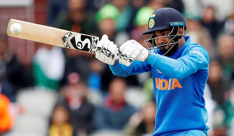World Cup: K.L. Rahul making most of 'new' role as opener