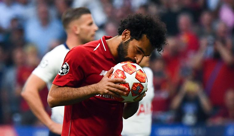 Klopp says Mo Salah to return after negative coronavirus test