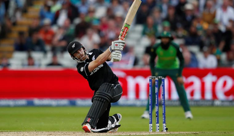 Williamson's ton virtually knocks South Africa out of World Cup