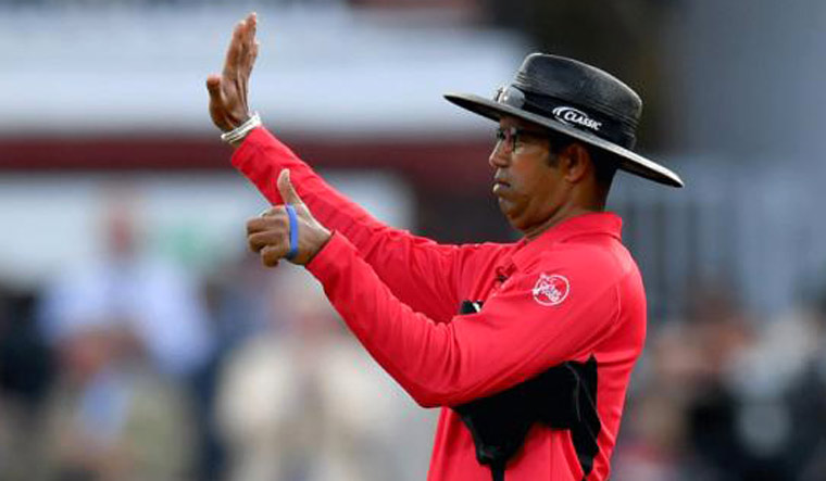 Right process followed: ICC defends Dharmasena's overthrows call