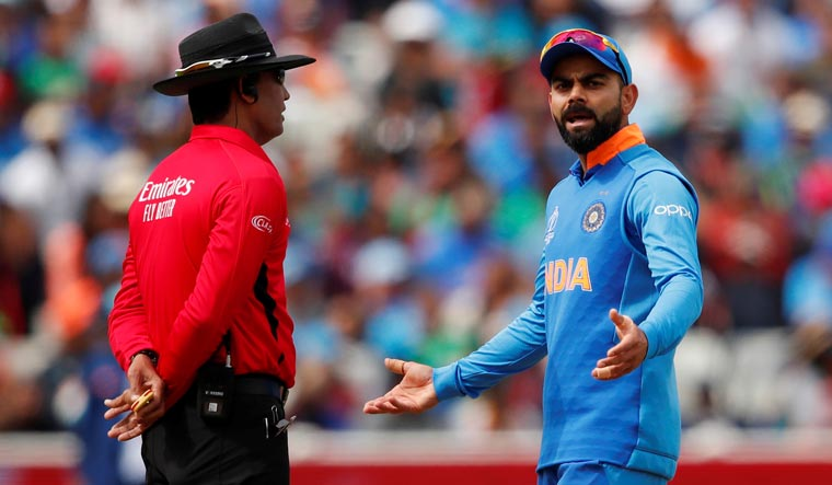 Virat Kohli could face two World Cup match bans for arguing with umpire - The Week